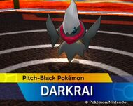 Darkrai en Rumble