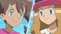 EP843 Serena vs Xana