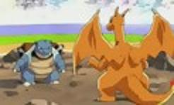 Archivo:EP272 Charizard de Ash vs Blastoise de Gary.jpg