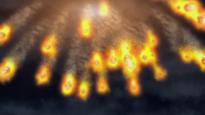 SME02 Mega-Rayquaza usando cometa draco