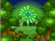 Engranaje del Tiempo del Bosque Enraizado