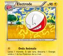 Electrode (XY TCG)