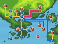 Camino de Croma mapa.png