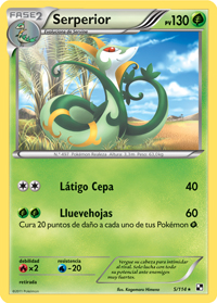 Carta de Serperior