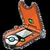 Pokédex en Pokémon Rubí, Zafiro y Esmeralda