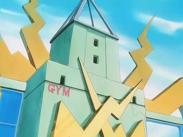 Archivo:EP014 Gimnasio Pokémon de Ciudad Carmín.jpg