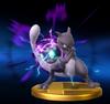 Trofeo de Mewtwo (alt.) SSB4 (Wii U).png