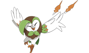 Artwork de Dartrix