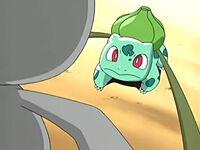 EP400 Bulbasaur asustado
