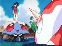 EP093 Goldeen Vs. Tentacruel