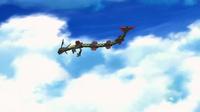 P18 Rayquaza en el aire