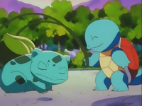 EP149 Squirtle despidiendose