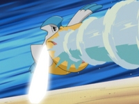 EP361 Pelipper de alana usando hidrobomba.jpg