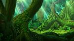 Bosque Azulejo