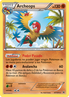 Carta de Archeops
