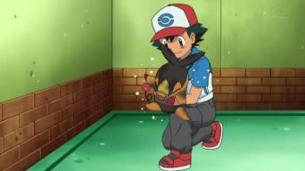 Archivo:EP664 Tepig asustado de Ash.jpg
