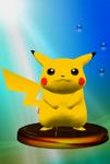 Trofeo Pikachu SSBM