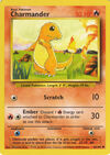 Charmander (Legendary Collection TCG)