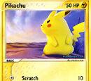 Pikachu (Sandstorm TCG)