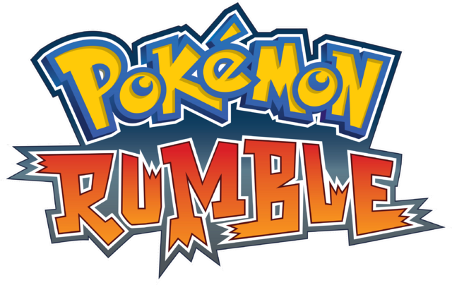 Archivo:Logo de Pokémon Rumble.png