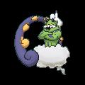 Imagen de Tornadus forma avatar en Pokémon X y Pokémon Y