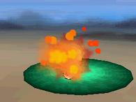 Bomba huevo V
