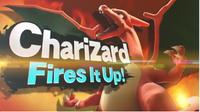 Charizard se une a la batalla