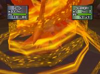 St2 fuego sagrado