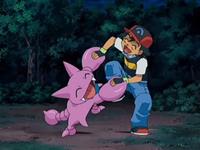 Archivo:EP554 Ash celebrando con Gligar su fuerza.png