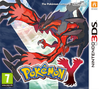 Pokemon version Y 3DS