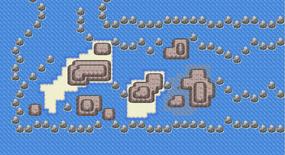 Mapa de la ruta 220