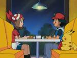 EP278 Ash y Aura cenando