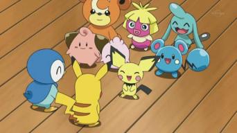 Archivo:EP659 Pikachu y Piplup con los otros Pokemon.jpg