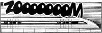 Magnetotren manga