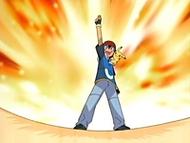 EP447 ¡Ash ha ganado el símbolo de la Destreza!