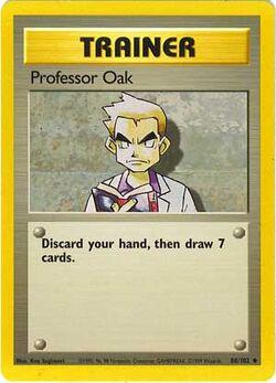 Carta Profesor Oak