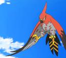 Talonflame de Ash