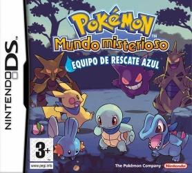 Archivo:Carátula Pokémon Mundo Misterioso equipo de rescate azul.jpg