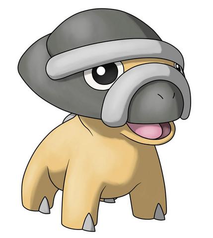 Archivo:Shieldon en Pokémon Ranger 2.png