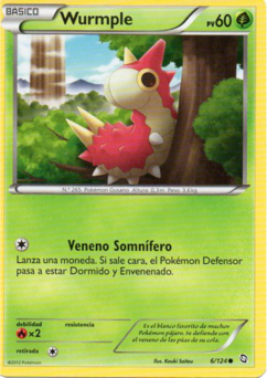 Carta de Wurmple