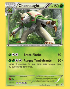 Carta de Chesnaught