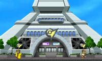 Torre Prisma en tierra SSB4
