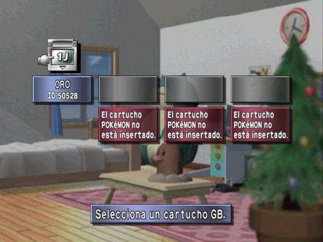 Archivo:Seleccionar cartucho para modificar la habitación en Pokémon Stadium.jpg