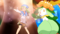 EP912 Lilligant usando dulce aroma.png