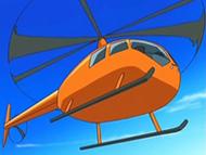 EP514 Helicóptero del cliente de J
