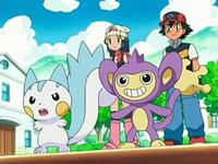 Archivo:EP523 Ash y Maya con Pachirisu y Aipom.png