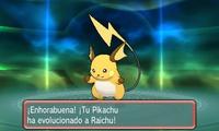 Evolución Pokémon ROZA