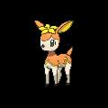Imagen de Deerling forma verano en Pokémon X y Pokémon Y
