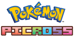 Logo de Pokémon Picross