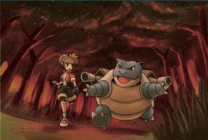 Tercera misión de Pokémon Ranger 2.png
